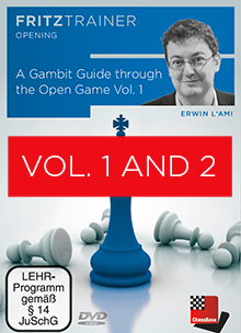 A Gambit Guide through the Open Game Vol.1 and 2