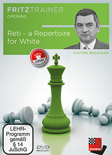 Reti - A Repertoire for White