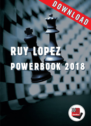 Ruy Lopez Powerbook 2018