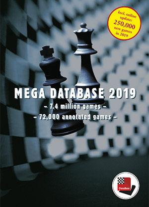 Mega Database 2019 - Special offer for CBM subscribers