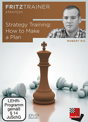 Strategy Training: How to Make a Plan
