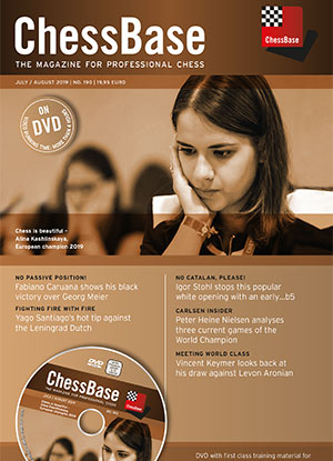 ChessBase Magazine 190