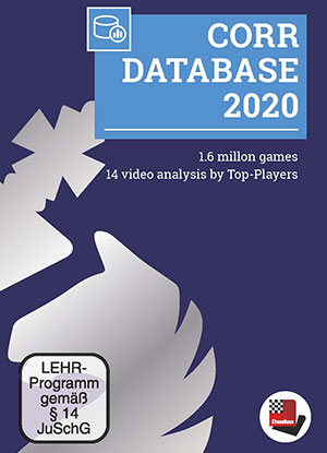 CORR DataBase 2020 (base de datos de ajedrez postal)
