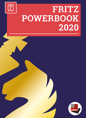 Fritz Powerbook 2020 from Powerbook 2019