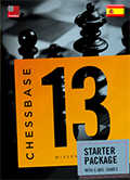 ChessBase 13 – Starter package (español)