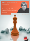 Powerplay 22: A Repertoire for Black with the French Defence