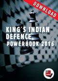 King's Indian Defence Powerbook 2016