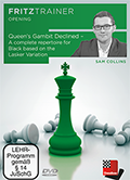 Queen's Gambit Declined - A repertoire for Black based on the Lasker Variation