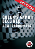 Queen's Gambit Declined Powerbook 2016