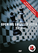 Update Opening Encyclopedia 2018 from 2017