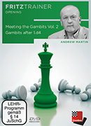 Meeting the Gambits Vol.2 - Gambits after 1.d4