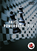 Fritz Powerbook 2019 upgrade from Fritz Powerbook 2018