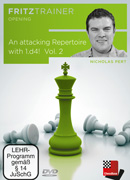 Attacking Repertoire with 1.d4! Vol. 2