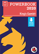 King's Gambit Powerbook 2020