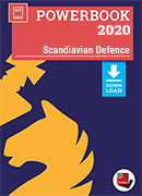 Scandinavian Defence Powerbook 2020