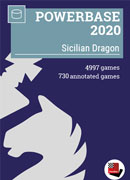 Sicilian Dragon Powerbase 2020