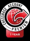 Suscripción anual Premium a la Cuenta ChessBase