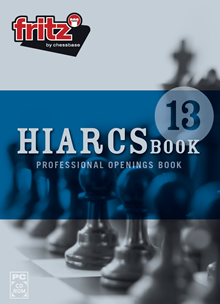 Hiarcs 13 – Professional Openings Book