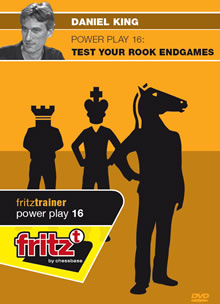Power Play 16 - Test Your Rook Endgames