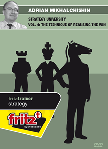 Strategy University Vol. 4: The technique of realising the win