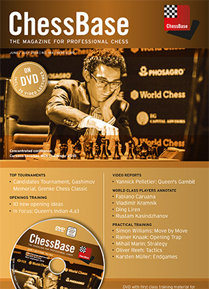 ChessBase Magazine 184