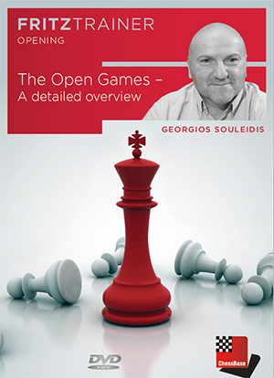 The Open Games - A detailed overview