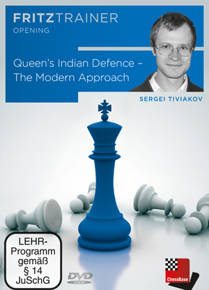Queen's Indian Defence - The Modern Approach