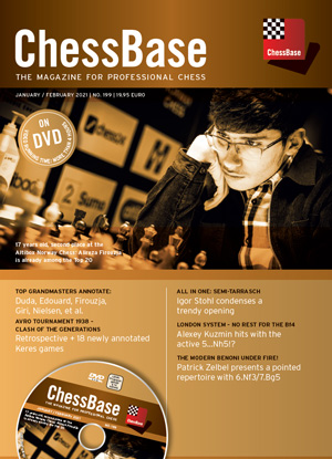 ChessBase Magazine 199