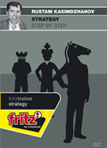 Strategy – step by step