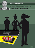 A modern way to play the King's Indian