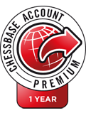 ChessBase Account Premium membership annual subscription