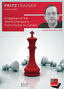 Endgames of the World Champions from Fischer to Carlsen
