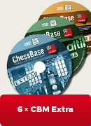 ChessBase Magazine one year