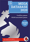 Mega Database 2020 Upgrade from Mega 2019