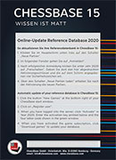 Online-Update Reference Database 2020