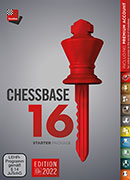 ChessBase 16 - Paquet Starter Edition 2021