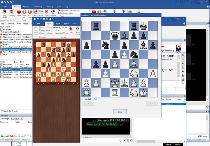 Megadatabase 2021 als Neuware Datenbank Chessbase 16