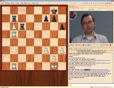 فیلم آخربازی شطرنج جلد 4،آخربازی راهبردی و استراتژیک،