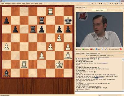 فیلم آخربازی شطرنج جلد 4،آخربازی راهبردی و استراتژیک،Chess Endgames 4 - Strategical Endgames