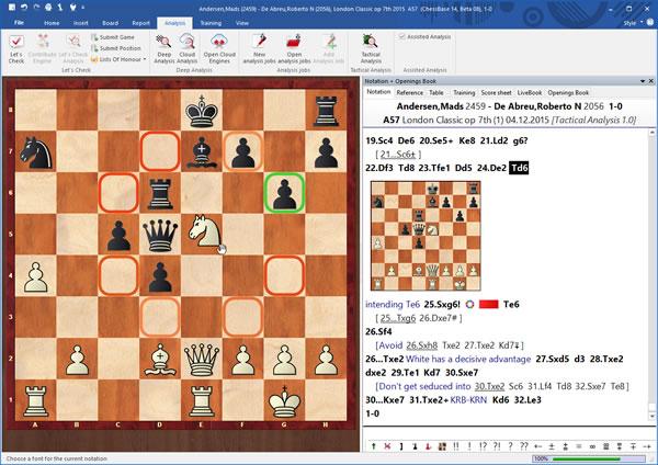 chessbase gratis