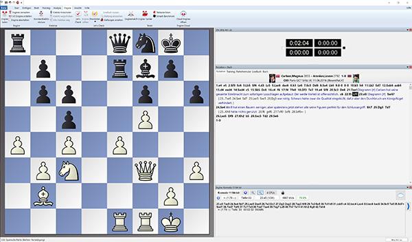 دانلود نرم افزار قدرتمند شطرنج کومودو 11 KOMODO CHESS