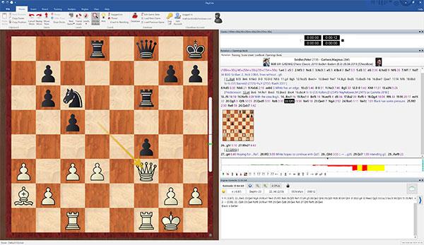 Komodo Chess