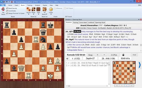 Komodo 6 Chess Engine: Software Free Download - backupstand  Komodo 6 Chess ...