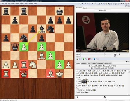 سیسیلی کان - فیلم شطرنج