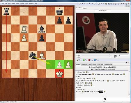 فیلم شطرنج فارسی - سیسیلی کان