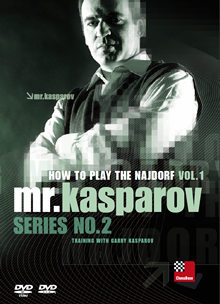 How to play the Najdorf Vol. 1 - Garry Kasparov