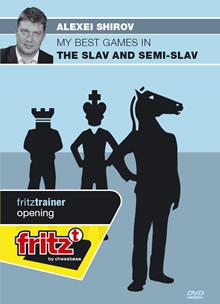 My best games in the Slav and Semi-Slav - Alexie Shirov