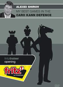 My best games in the Caro-Kann - Alexie Shirov