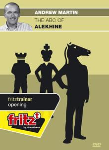 ABC of Alekhine - Andrew Martin