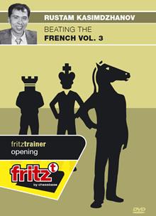 Beating the French Vol. 3 - Rustam Kasimdzhanov